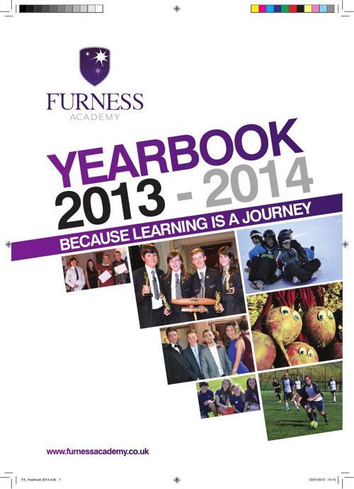Furness Academy 2014/2015 - Yearbook