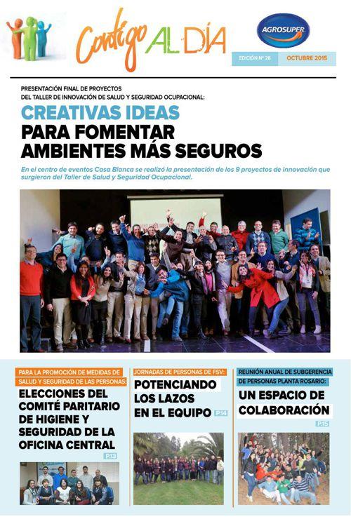 Copy of Contigo Al Día - Agrosuper - Octubre
