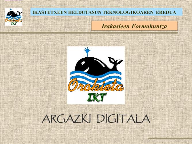 IKT Formakuntza