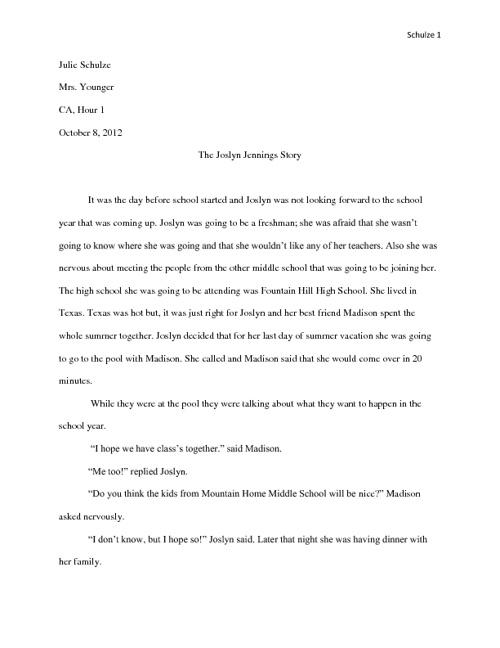 The Joslyn Jennings Story