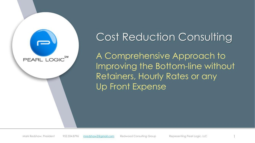 HFS Operating Cost Reduction Consulting Brochure v7.3