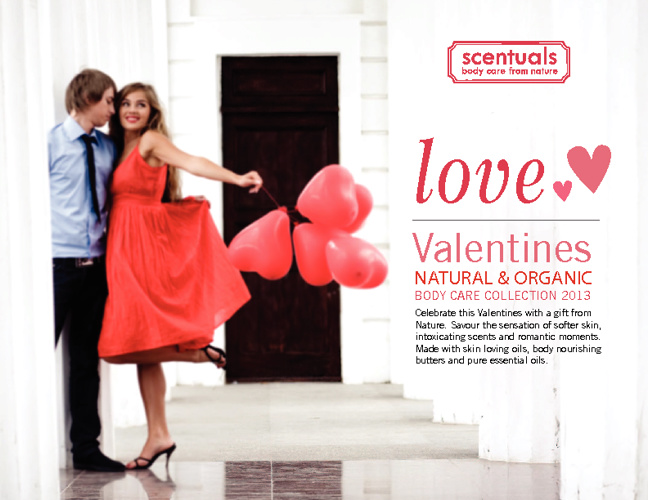 Scentuals Love Collection
