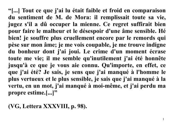 Vol. X Citazioni Corso Lespinasse-Laclos
