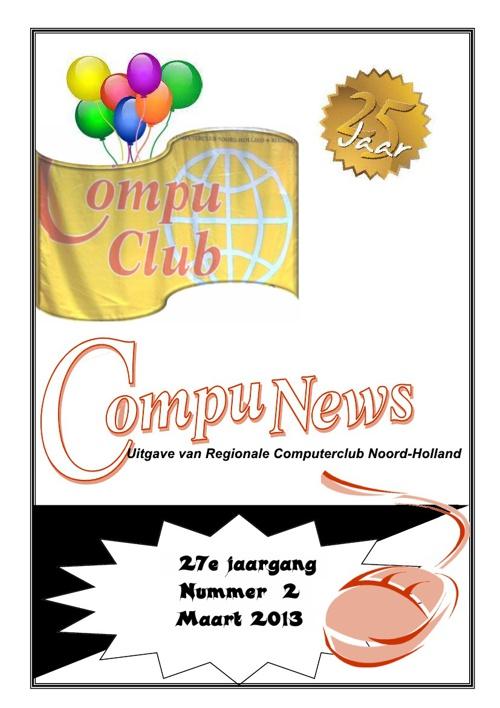 25 jarig jubileum computerclub