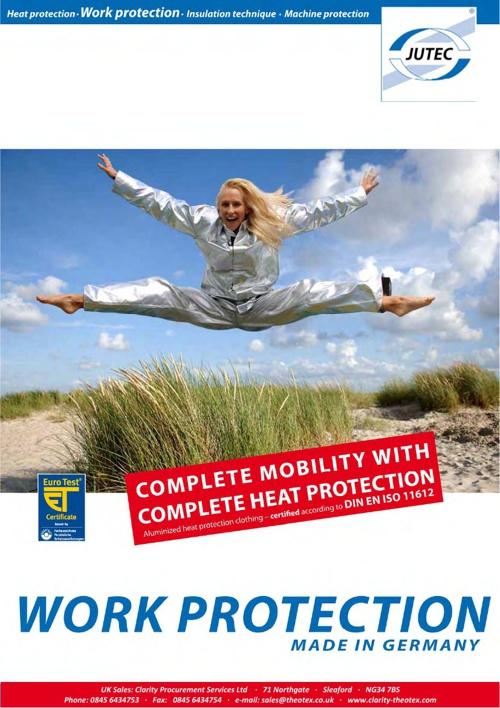 Clarity Theotex Heat Protection Catalogue 2013