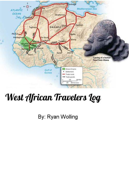 Western Africa Travel Log