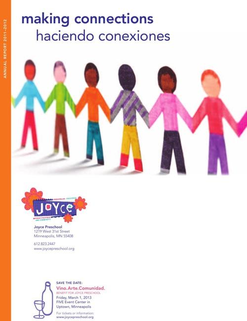 Joyce Preschool - 2011-12 Annual Report