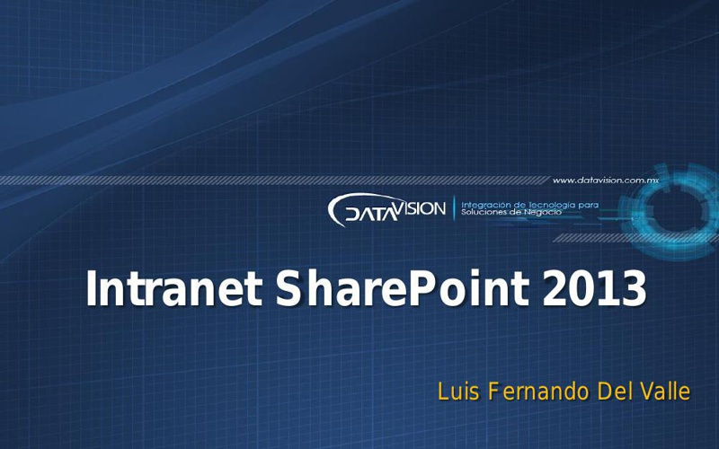 Intranet y Extranet Sharepoint Online