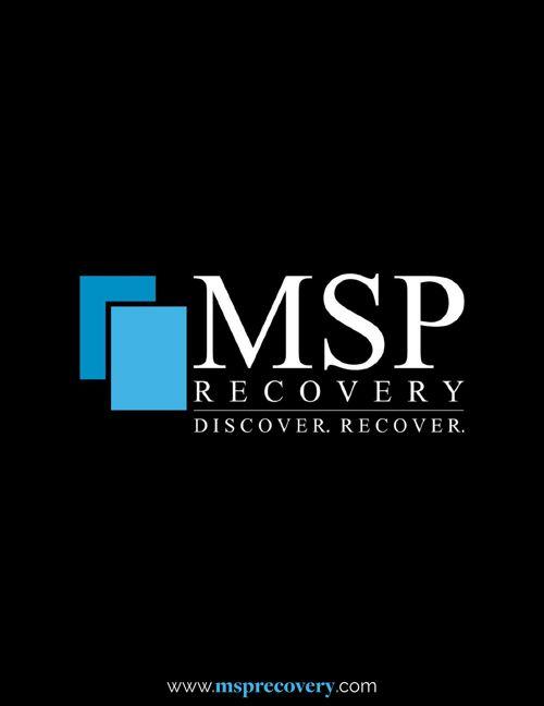 MSP Recovery Media Kit