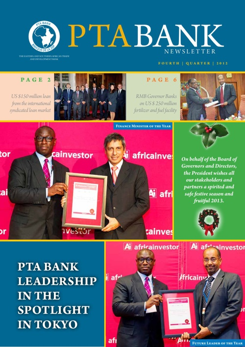 PTA Bank Newsletter Issue 4