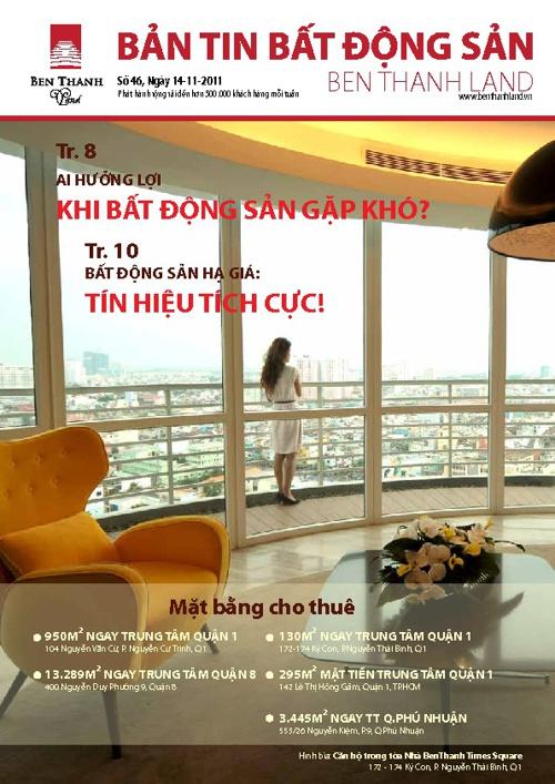 Ban tin BĐS Tuan 46