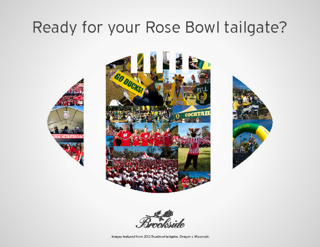 Rose Bowl Information Pakcet