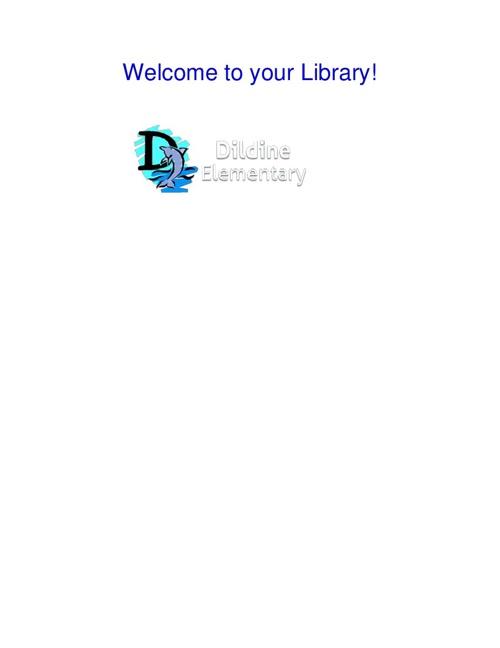 Dildine Library