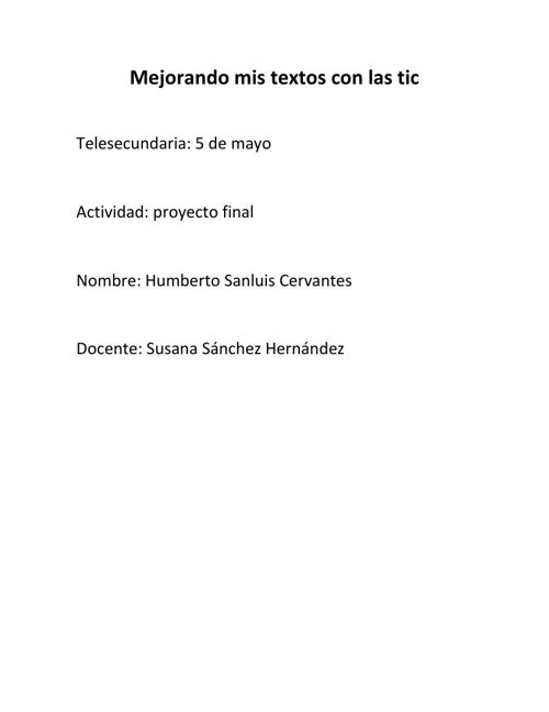 humberto final