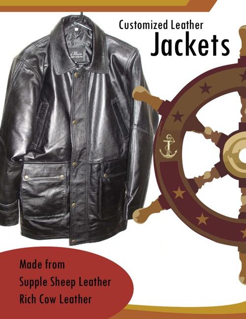 Custom Leather Jackets!