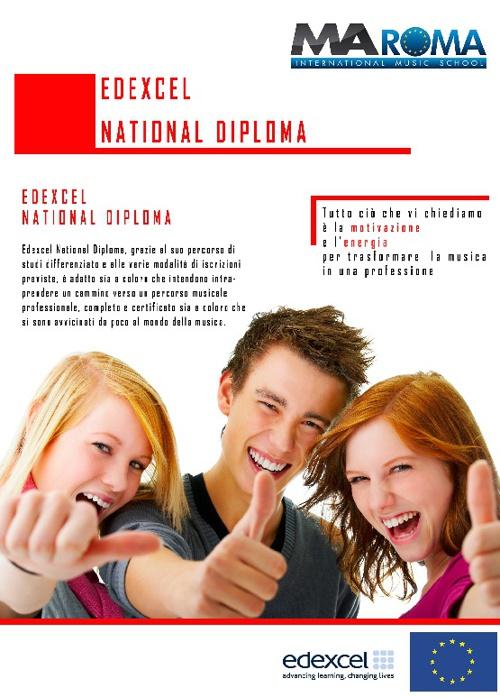 Brochure National Diploma