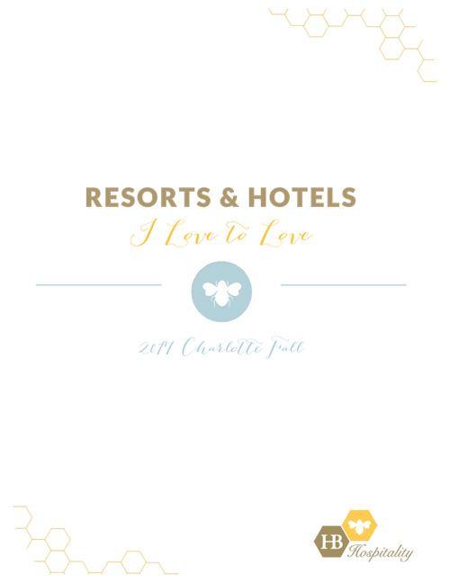 2017 Charlotte Fall Resort Guide