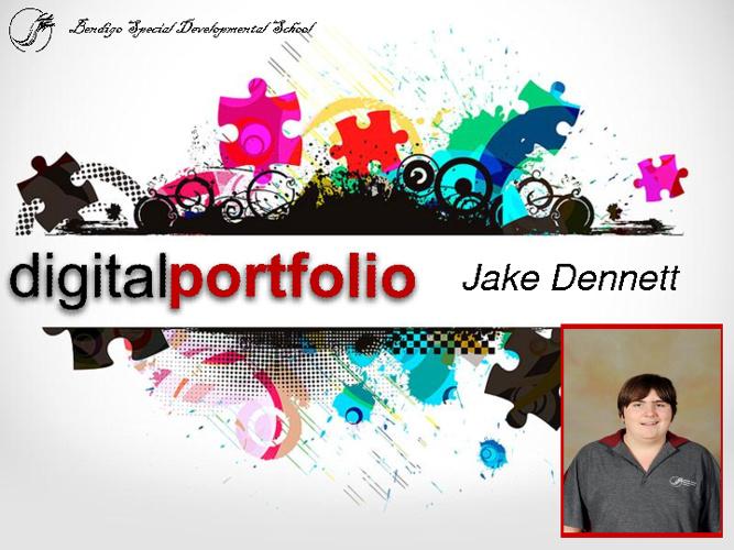 Jake's 2012 Portfolio
