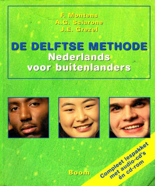 De Delftse Methode Nederlands voor buitenlanders 1 - With Cover