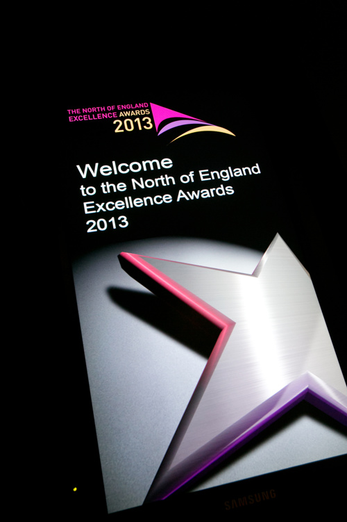 North of England Excellence Awards 2013