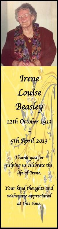 Irene Beasley