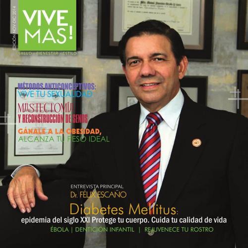 Revista Vive Más, edic. nov.- dic. 2014