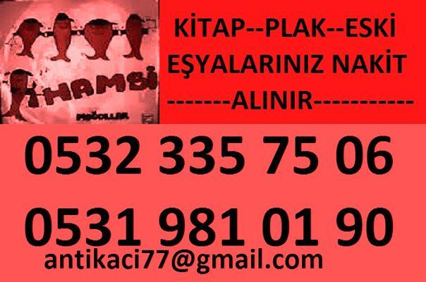 Atatürk  İKİNCİ EL ESKİ KİTAP ALAN YERLER 0531 981 01 90 SAHAF 2