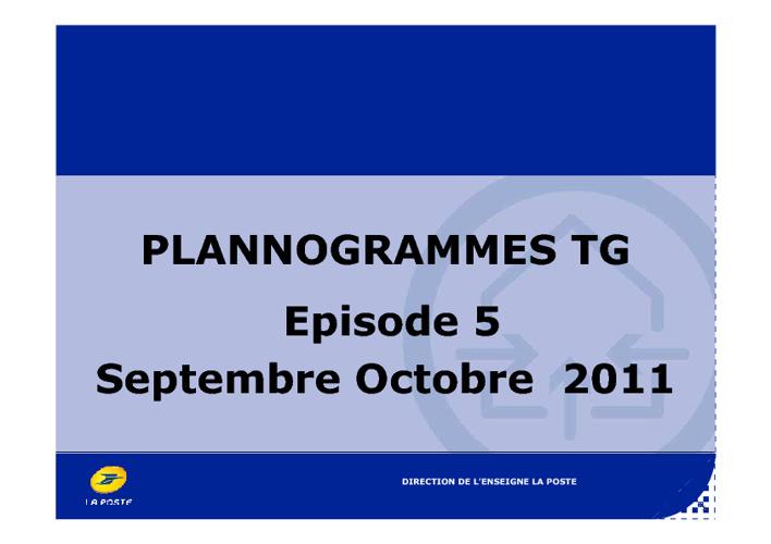 Planos TG Epidose 5