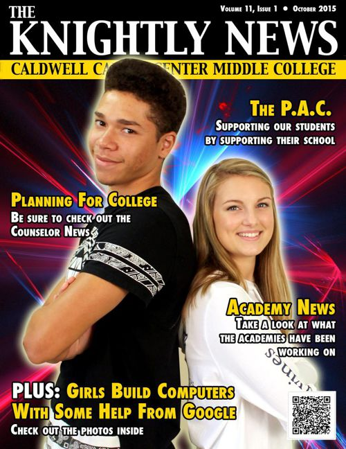 The Knightly News (Volume11-Issue1)