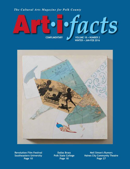Art-i-facts Jan-Feb (Winter) 2016
