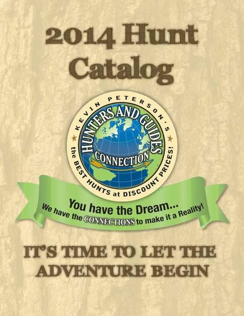 2014 Hunt Catalog