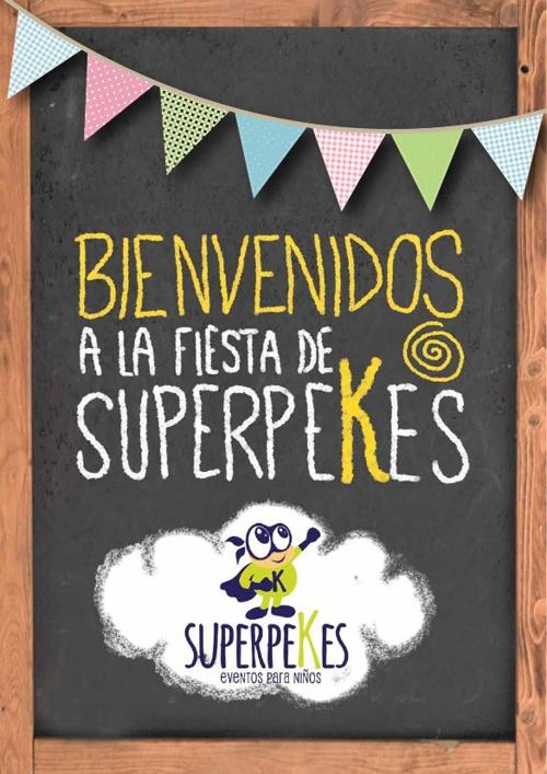Catálogo de actividades de SuperpeKes
