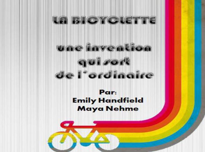 la bicyclette final - Emily & Maya