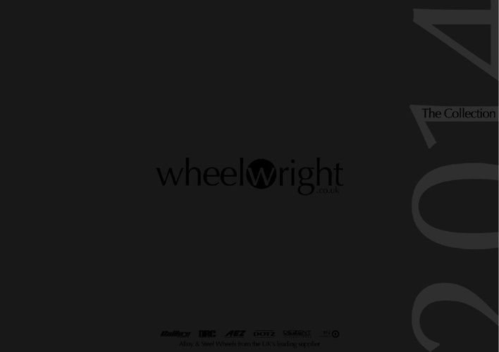 Wheelwright Alloy Wheel Collection 2014