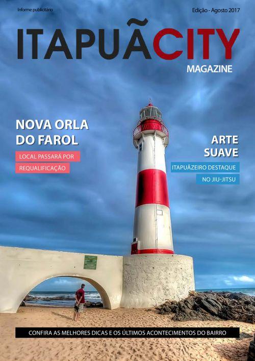 Agosto - ITAPUÃCITY Magazine