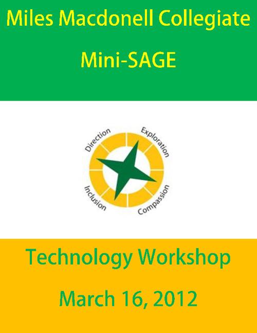 Tech Workshop