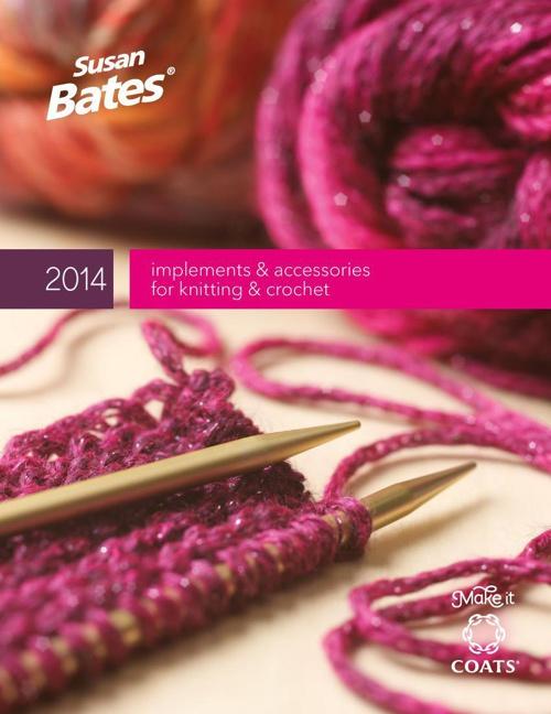 Susan Bates Implements Catalog 2014