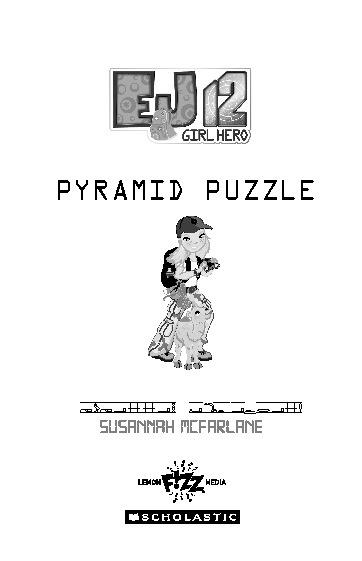 pyramid puzzel
