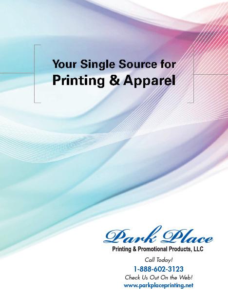 Park Place Brochure