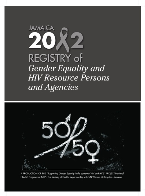 MOH Gender Equality and HIV Resouce Persons Registry