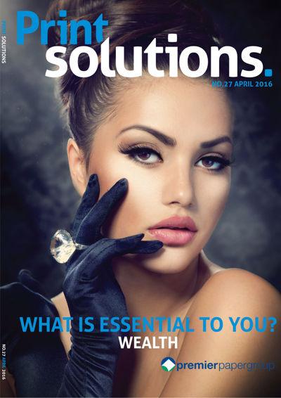 Print Solutions #27 - April 2016