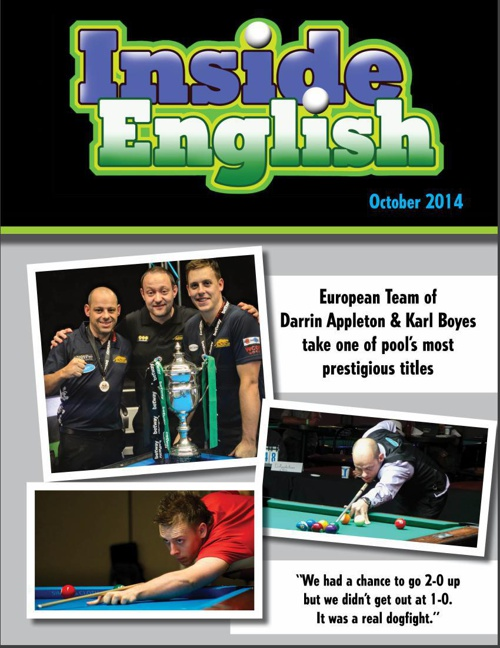 Inside English October 2014-2