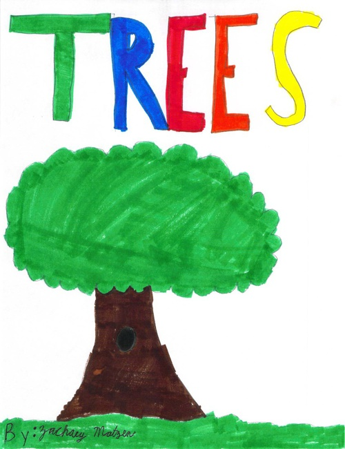 Trees by Zach