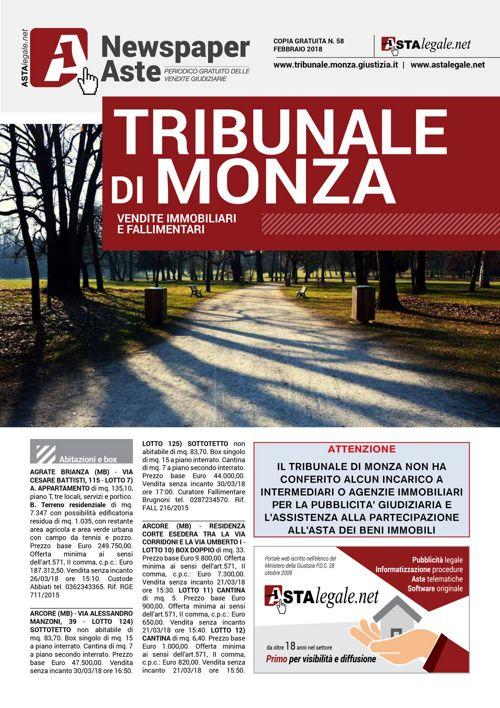 Monza febbraio 2018