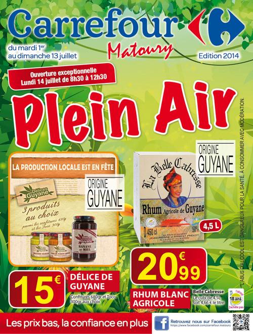Catalogue Plein Air
