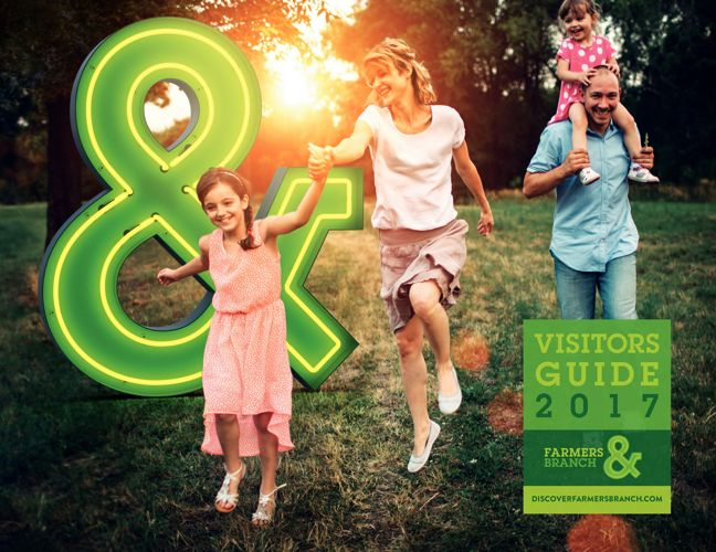 Farmers Branch Official 2017 Visitors Guide