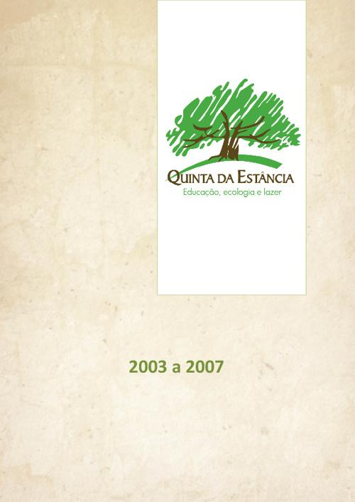Notícias de 2003 à 2007