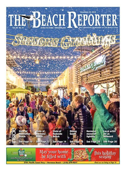 The Beach Reporter | December 22, 2016