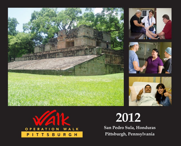 Operation Walk 2012 Yearbook