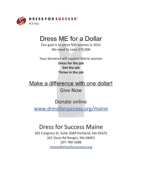 Dress ME Campaign